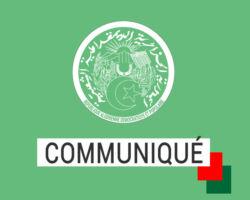 COMMUNIQUÉ DES SERVICES DU PREMIER MINISTRE RELATIF AU RAPATRIEMENT DES CITOYENS BLOQUÉS À L'ÉTRANGER