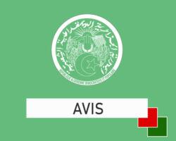 AVIS : Fermeture des bureaux de l'Ambassade  le premier et le deuxième jour de l'Aid El Adha