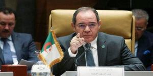 Boukadoum prend part à la réunion consultative des ministres arabes des AE