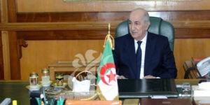 Le Président Tebboune décrète des mesures de grâce et de clémence