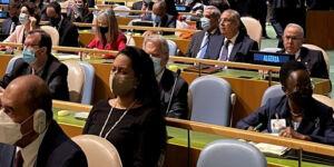 discours du Ministre des Affaires Etrangères et de la Communauté Nationale à l'Etranger M. Ramtane LAMAMRA, à l'occasion de la tenue de la 76 ème  session de l'Assemblée Générale de l'Organisation des Nations Unies